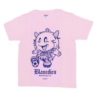 Tシャツ(ブラッフェピンク)