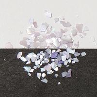 532-6911 らでんフレーク 淡水真珠LP 2g入