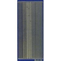 635-0009 エレガントカットシールGL ブルー   /Go