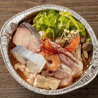 【CAS食品】ピリ辛寄せ鍋(麺付き)