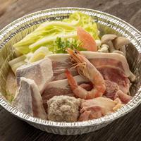【CAS食品】寄せ鍋(麺付き)