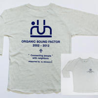 kuh × ALL ORDINARIES double-name T-Shirt