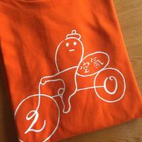 20周年Tシャツ(オレンジ)