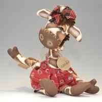 Prim' Tiefje / キリンのぬいぐるみ