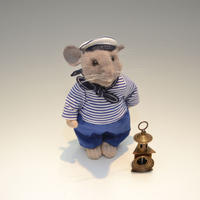 Rabbits Cabbage / 水兵のネズミ