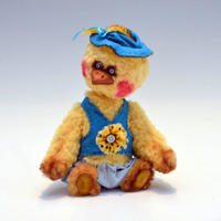 Fairy Forest / Teddy Duck Bubby / 黄色いヒヨコ