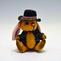 Chichibears / Runa / 黄色いウサギ(小)