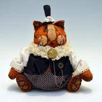 Fairy Forest / Teddy Cat Teodor / シルクハットの猫