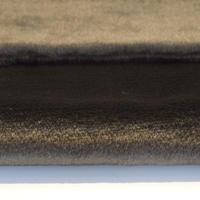 アクリルモヘア(岡田織物)こげ茶色 65cmx100cm