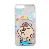 クマタン iPhone 7 Plus ケース 【KMTG-132】