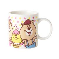 マグカップ(300ml)【KMTG-098WH】