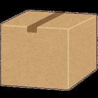 箱での配送(6000円未満のご購入の方のみ)