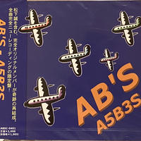 "CD ""A5B3S"" by AB'S"