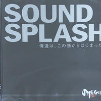 "CD  ""SOUND SPLASH"" SHOGUN"
