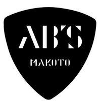 AB'S オリジナルピック 松下誠モデル 黒