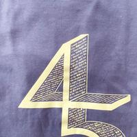 Tシャツ(キャリア45周年記念)by 芳野藤丸