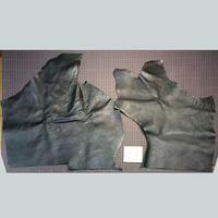 シボ革端切れ 黒 2.5-3.0厚(7109010)