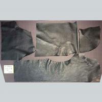 シボ革端切れ 黒 1.8厚(7109002)
