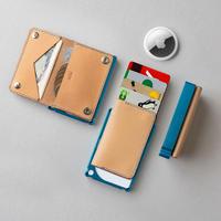 AirTag対応ミニマリスト財布1型 12カードセット