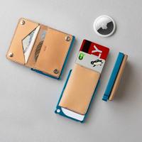 AirTag対応ミニマリスト財布1型 8カードセット