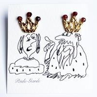King &Queen  ガーネット