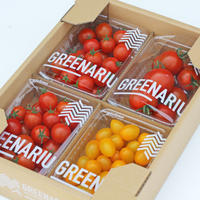 GREENARIUMトマトづくしセット(300g×4パック)