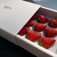 GREENARIUM高級大粒いちごセット~お歳暮やプレゼントに~