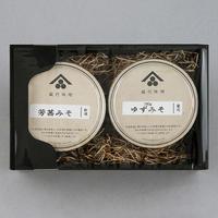 【ネット限定】ギフトセットA3/味噌1種類 おかず味噌1種類