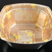 【丼容器】Kランチ−8金桜(600枚)