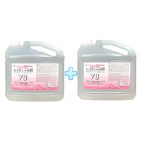 【エコクイックα78/ソフトボトル(5L)×2本】割引セット