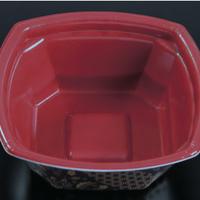 【丼容器】Kランチ−8麻の葉(600枚)