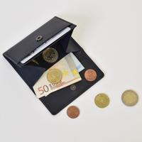 財布のミニマリズム「名刺サイズウォレット」