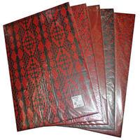 鎌倉彫風千代紙 470×310㎜ 5枚入