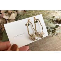 cotton Pearl_brass