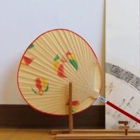 小丸赤柄 紙風船