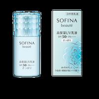 ソフィーナボーテ 高保湿UV乳液SPF50+ さっぱり