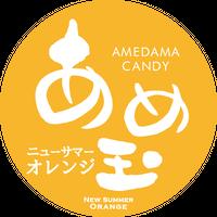 あめ玉(ニューサマーオレンジ)【中文】糖果 (新夏橙)