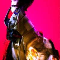 都会 Blade Kimono Woman -時空を超える夢 (明日)
