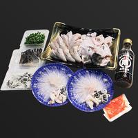 黒門市場 鮮魚川崎 ふぐづくしセット(2〜3人前)