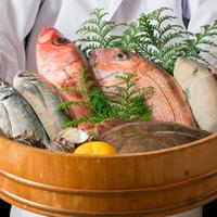 【季節のお魚定期便】記念日の食卓セット(2〜3人前)送料無料!