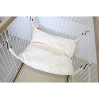 Cocoheart 大型キャットハンモック キャンバス(帆布)日本製 (50×50cmハンモック(200gの綿入り)単体, キャンバス(帆布))