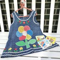JurianKinder *flower print tunic【jk162】