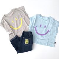 【80-100cm】ニコちゃん Tシャツ