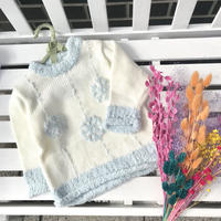 JurianKinder *snow knit【jk145】