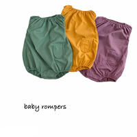 【70cm】ampersand baby rompers