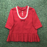 JurianKinder *red mini one piece【jk49】