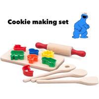 kinder geschirr「クッキー作りセット」