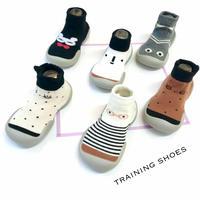 あんよの練習♪training shoes