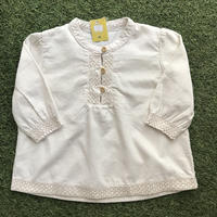 *JurianKinder* shirring blouse