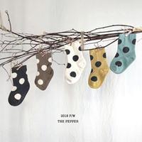【12-18cm】DOREMI DOT socks